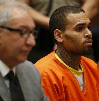 Chris Brown reflexiona en Instagram