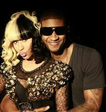 She Came To Give It To You de Nicki Minaj & Usher