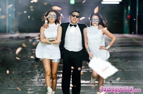 Gangnam Style de PSY y el baile del caballo
