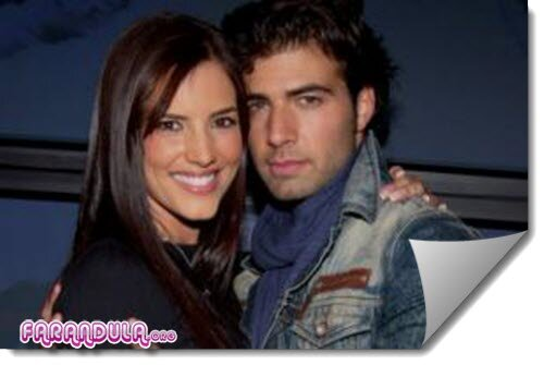 Jencarlos Canela y Gaby Espino embarazados