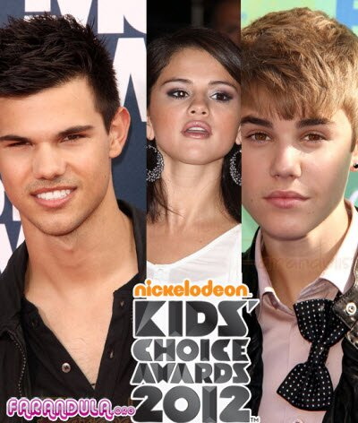 Kids' Choice Awards 2012 se acerca