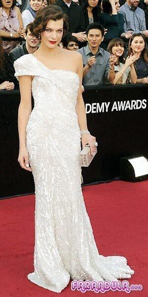 Estrellas del Oscar 2012