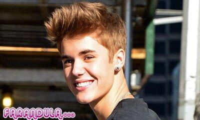 Roban a Justin Bieber