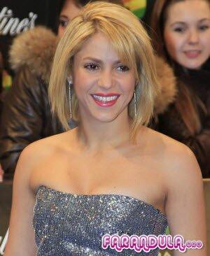Shakira se salva de un león marino